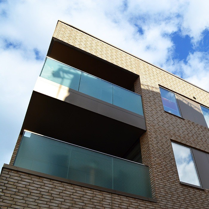 Carl Nielsens Kvarter facade - Carl Nielsens Kvarter