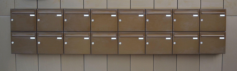 Handelsbanken postkasser