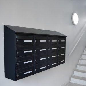 Kærholm postkasseanlæg