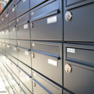 lærkevej postkasser