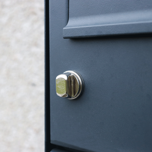 postkasse lås
